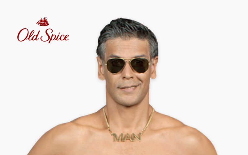 Oldspice Intergrated Campaign